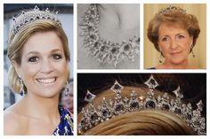 Dutch Sapphire Necklace Tiara (A Tiara a Day)