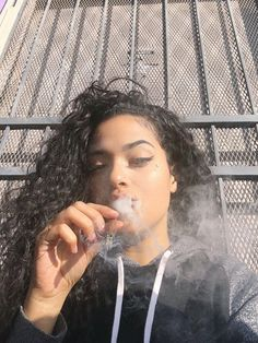 ♀ Sirius SoulStar InspiRA'shun ♀ Badass Aesthetic, Boujee Aesthetic, Bad Girl Aesthetic, Women Smoking, Girl Smoking, Smoking Weed, Weed Girls, 420 Girls, Girls Fun