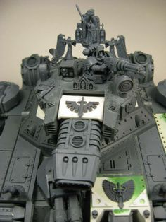Apocalypse 40K - The 40K Daily Buzz: Dark Lance Fellblade up for Auction for Toys For Tots!