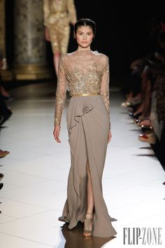 Elie Saab Fall-winter 2012-2013 - Couture