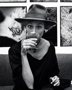 6a14cafa3e9 Forever a Huntsman muse  the beautiful Lauren Hutton. A truly cherished  Hunts-woman