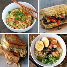 Which of our recipes is your favorite? Whats your favorite way to eat Ramen?