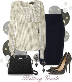 """Carolyn"" by flattery-guide ❤ liked on Polyvore"