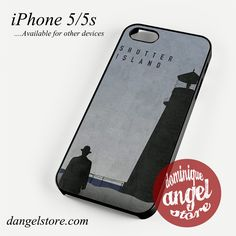 Movie Poster Shutter Island Phone case for iPhone 4/4s/5/5c/5s/6/6s/6 plus