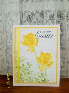 Easter by BLN - Cards and Paper Crafts at Splitcoaststampers