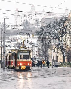 Snow Photography, Travel Photography, Inter Rail, Highlights, Bratislava Slovakia, Eastern Europe, Beautiful Landscapes, Places To Go, Beautiful Places
