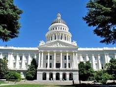 Sacramento State Capitol. A great tour and be sure to walk the grounds and visit the rose garden. Have lunch at Zia's my favorite Italian deli on 14th and O Street.