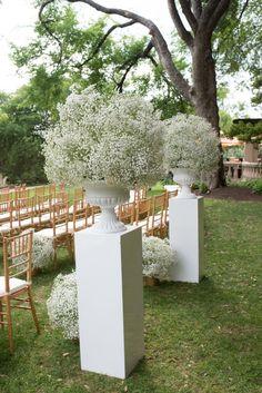 wedding ceremony idea; A' LaVie Photography