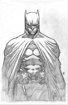 Resultado de imagen para batman comic art