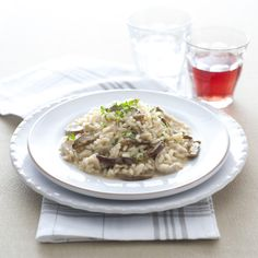 This mushroom risotto recipe is easy and delicious, perfect for a quick lunch or dinner. Find more recipe inspiration at BBC Good Food. Bbc Good Food Recipes, Great Recipes, Mushroom Stock, Vegetable Stock Cubes, Mushroom Risotto, Risotto Recipes, The Fresh, Food Inspiration, Diet