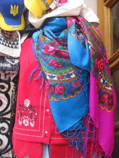 Ukrainian Scarves