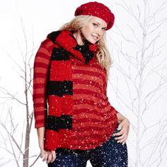Lucky Brand Plus Sizes -                                                                        Georgia Weekender Pant                                 Denise Tie Back Top                                 Elie Yolk Top                                 Paisley Peasant Top                                 Caprice Lattice...  #Boot, #Bootcut, #Cardigan, #Jacket, #Pant, #Pullover, #Scarf, #Shirt, #Sweater, #Tee, #Tie