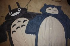 Make Your Own Kigurumi Pajamas