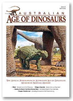 Australian Age of Dinosaurs Journal