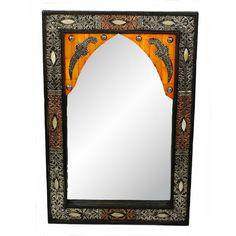 Espejo hueso marroquí