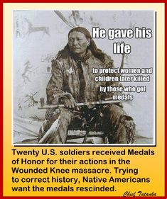 Chief Flying Horse, the older brother of the minor Sitting Bull charged into Captain Henry Jackson's men, knowing full well he would be killed but his actions permitted enough time for women and children to get further away. The original American soldier Native American Wisdom, Native American History, American Indians, American Symbols, American Women, American Freedom, Native American Tribes, American Soldiers, Old West