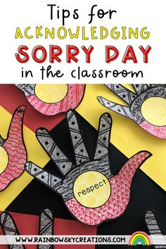Australian Teachers are you looking for some authentic but age appropriate lesson ideas and activities for National Reconciliation Week? We have a blog post dedicated to help you when it comes to acknowledging National Sorry Day in the classroom. Whole Class Rewards, Student Rewards, School Resources, Teaching Resources, Teaching Ideas, Primary Classroom, Primary School, National Sorry Day, Emotional Books