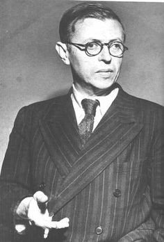 the influence of jean paul sartres leadership in french existentialism Hard to fit into catagory, why we call its sartres wrote plays jean paul sartre-existentialism is a humanism existentialism essence vs existence french philosopher closely associated with atheistic existenti.