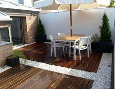 Decoración de terrazas y patios