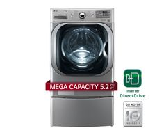 Mama needs a new washer and dryer! Mega Capacity TurboWash™ Washer with Steam™ Technology Lg Washer And Dryer, Stacked Washer Dryer, Laundry Appliances, Home Appliances, Air Care, Laundry Room Inspiration, Laundry Room Remodel, Front Load Washer, Find Picture