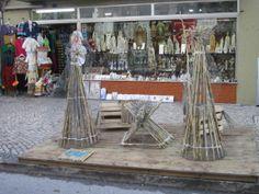 Presépio de rua - Fátima