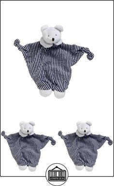 Lot de 2 doudous - Les Bébés d'Elyséa - Bonounours Bleu  ✿ Regalos para recién nacidos - Bebes ✿ ▬► Ver oferta: http://comprar.io/goto/B00BFRHCXA