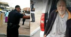 Cop Sees Something Familiar On Homeless Man, Then He Realizes What He Has