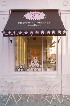 Simply Bows & Chair Covers: The fabulous Peggy Porschen Cakes. Plywood Furniture, Design Furniture, Plywood Floors, Kid Furniture, Modern Furniture, Peggy Porschen Cakes, Cupcake Boutique, Cupcake Shops, Pastry Shop