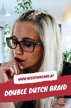 Tutorial: Double Dutch Braid #dutchbraid #braid #doubledutch #tutorial