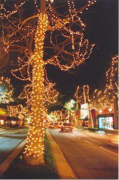 Downtown Fullerton, CA