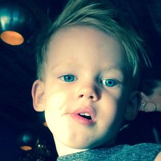 Pin for Later: Drew, Rachel, Hilary, and More Celeb Moms Shared Some Sweet Snaps of Their Tots This Week!  Hilary Duff showed off her adorable son, Luca Comrie. Source: Instagram user hilaryduff