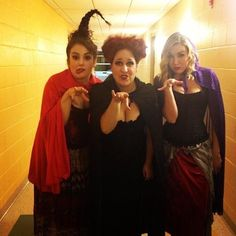 """The Witches From """"Hocus Pocus"""": 