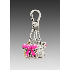 Juicy Couture Pave Daydreamer Charm
