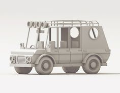 Low-Poly [Vehicles]
