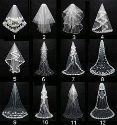 Layer White Cathedral Length Lace Edge Bride Wedding Bridal Long Veil in Одежда, обувь и аксессуары, Свадьбы и официальные мероприятия, Свадебные аксессуары   eBay