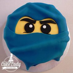 "Ninjago Cake Party Ideas ~ Roundup Ninjago Cake Party Ideas ~ Roundup ""We're starting off our weekly cake ideas roundup with Ninjago Cake Ideas! As the saying clearly states: ""What's a party without a. Lego Ninjago Cake, Ninjago Party, Lego Birthday Party, Birthday Parties, Birthday Cakes, Birthday Ideas, Beautiful Cake Designs, Beautiful Cakes, Ninja Cake"