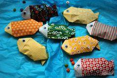 peces de chuches/ fish favors by baballa