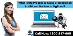 What is the Process to Close or Reopen an Additional Mailbox in BigPond? Mailbox, Numbers, Australia, Learning, Face, Blog, Post Box, Mail Boxes, Faces