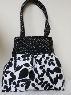e1082b2960e9 Items similar to Pleated Lightweight Hobo Shoulder Everyday Bag - Floral  Fusion by Maywood Studio on Etsy