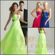 Wholesale Aqua Fresh Prom Dresses Chiffon Sweetheart Backless Brush Train Beads Crystals Ruched Allure 6642, Free shipping, $117.27/Piece   DHgate