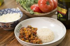 Easy to make, hearty and full of flavor, this Cuban beef picadillo is a family favorite for lunch or dinner. Make sure there are leftovers!