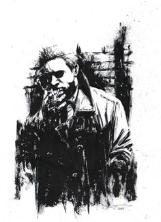 Hellblazer commission by Leo Manco.
