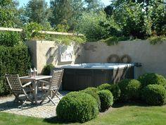 Tuin inrichting garden pinterest tuin en met - Tuinmodellen met rollen ...