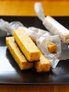 かぼちゃのチーズケーキレシピ|エル・オンライン