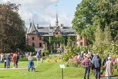 Blomsterverkstad: Den stora trädgårdsfesten på  Sofiero 2017