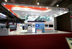 Exhibition Stall Design, Exhibition Stands, Exhibit Design, Trade Fair, Trade Show, Wall Of Fame, Double Deck, Stand Design, Experiential