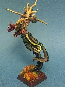 Warhammer Wood Elf Spellsinger