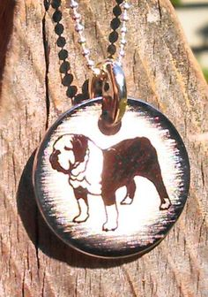 Hey, I found this really awesome Etsy listing at http://www.etsy.com/listing/158946264/mixed-metal-english-bulldog-pendant