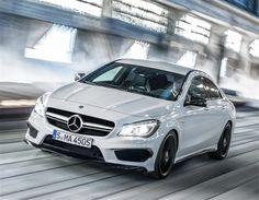 Filtraciones - 1. Mercedes CLA 45 AMG