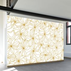Tom Buchanan   Wall Mural   WallsNeedLove